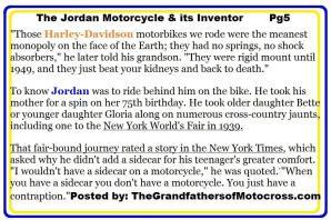 c18a The Jordan Motorcycle & LeGrand Jordan life