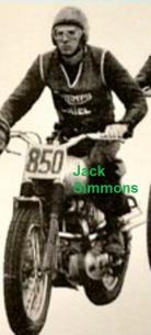 Jack Simmons, Bud Ekins, Carter Camp