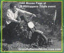 w 1948 10-17 a3 ENGLISH TRIALS, MOOSE PAGE in water hole