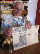 w 1953 story Moose Run Benefit as 1950 Mason Moose Page dies at Big Bear, 2012 Kuhn knew him
