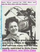 1954 a16 Greenhorn winner in girls class, DOTTIE ELLISON
