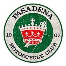 1954 a25 THANK YOU Pasadena MC for another Greenhorn