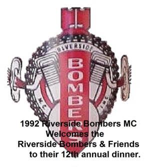 1992 4-25 a1 Riverside Bombers MC Dinner, Theme, CACTUS DERBY