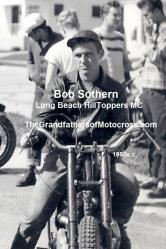 1992 4-25 a30 Riverside Bombers 1952 CACTUS DERBY Sothern, Bob not Southern, small, soft spoken, faith based man