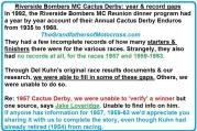 1992 4-25 a48 1957 Cactus Derby history, Jake Loveridge maybe