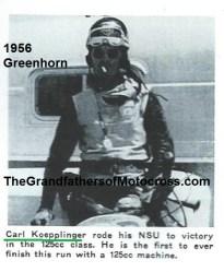 1956 a12 Greenhorn, Carl Koepplinger