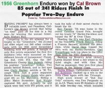 1956 a5 Greenhorn story 500 m. Bubeck, C. Harker, J. Quick, Ran Tanner,