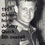 1957 6-1b2 Johnny Quick 4th in class, 5th overall in Greenhorn