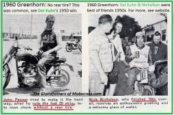 1960 Greenhorn r15 John Penner, Nick Nicholson 10th