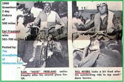 1960 Greenhorn r16 Earl NOSE Freeland & Bill Myers
