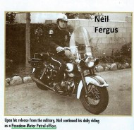 1960 Greenhorn r31 Neil Fergus, Pasadena PD, wins Amateur & 2015 TB HoF