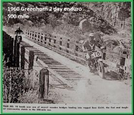 1960 Greenhorn r7, area called Bear Gulch
