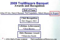 2009 Trailblazers a2 Al Rogers & Dirt Diggers MC