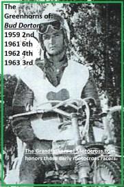 1963 Greenhorn a24 Bud Dorton 3rd place & history