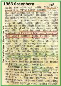 1963 Greenhorn a4 Steve McQueen, The Great Escape movie, Bubeck