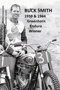 1964 Greenhorn z1 winner Buck Smith & also won 1959