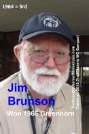 1964 Greenhorn z16 Jim Brunson 3rd Shamrock MC in 2015