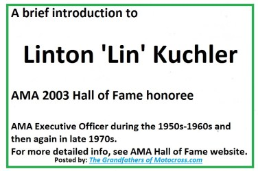 1964 Greenhorn z21b Introducing Lin Kuchler