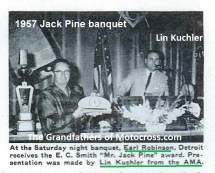1964 Greenhorn z24 Jack Pine 1957 LIN KUCHLER.