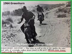 1964 Greenhorn z42 288 started, endless desert