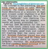 1964 Greenhorn z64 Day 2 Karmer Junction gas check...