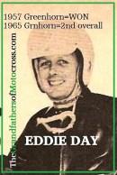 1965 d2a Greenhorn 2nd Eddie Day won 1957