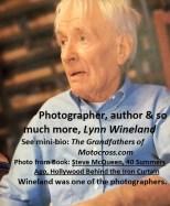Bio of Lynn Wineland a11 40 Summers Ago book