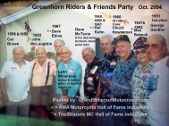Bio of Lynn Wineland a4 editor, Greenhorn winners party