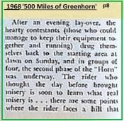 1968 b12 evening lay-over, got harder on Sunday