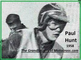 1969 Greenhorn M58 in 1958 Paul Hunt