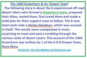 1969 Greenhorn P2 Article written by Dave Ekins