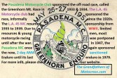 1969 a3 Legacy of PMC sponsors Greenhorn motorcycle race 1947-1979