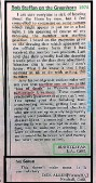 1974 d57a Greenhorn CYCLE NEWS 7-9 BOB STEFFAN responds