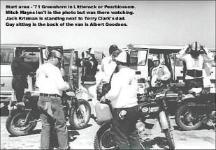 1971 Greenhorn a15 Start, J. Krizman, pix thanks to G. Ekins