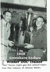 1971 Greenhorn a35 but 1949 winner Doc Trainor 993 pts. WOW