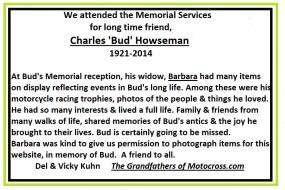 1971 Greenhorn a8a 2014 Bud Howseman Memorial