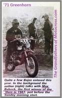 1971 Greenhorn d20c Max Bubeck