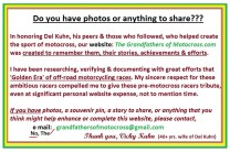 x14 Greenhorn Do you have stories, photos to share, gmail us