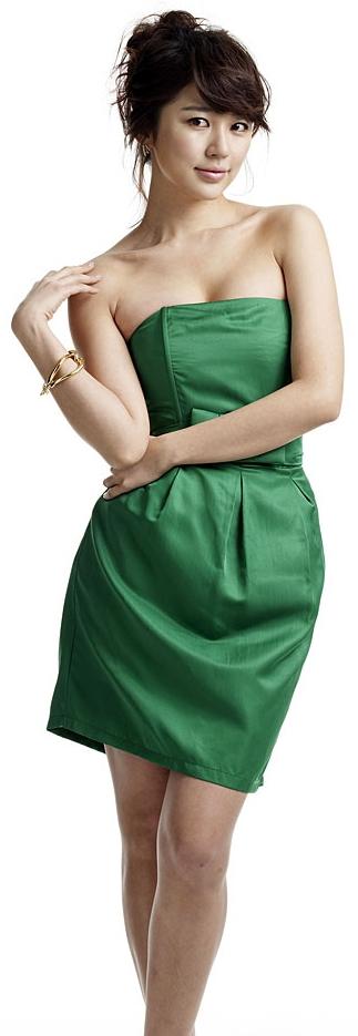 Yoon Eun-hye Vivien's Summer Collection