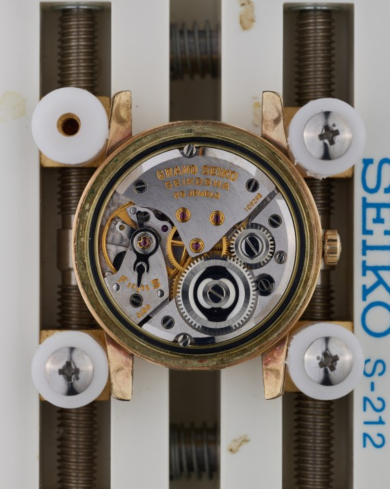 The Grand Seiko Guy5463