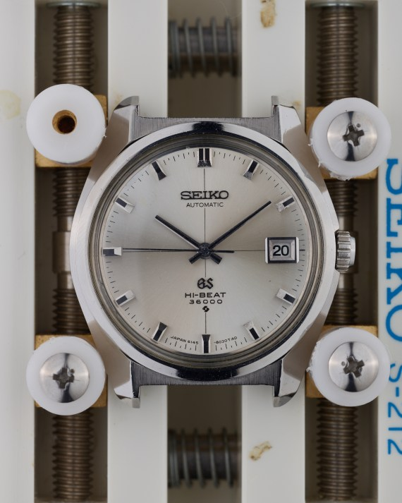 The Grand Seiko Guy5522