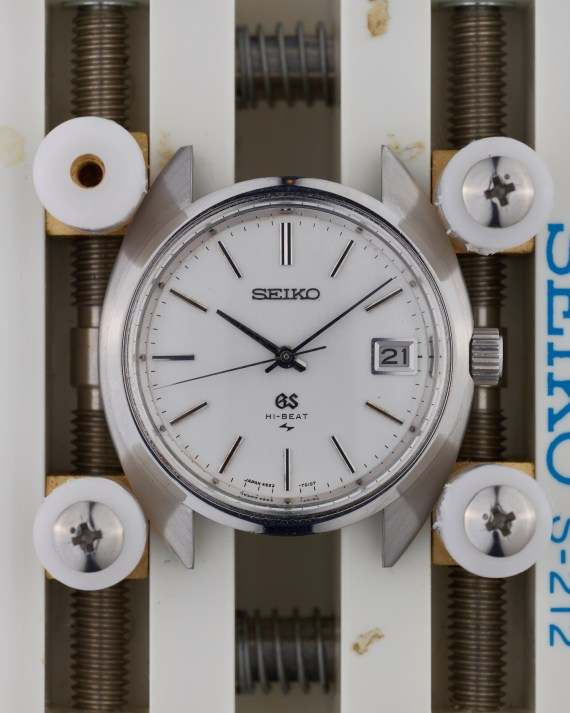 The Grand Seiko Guy5631