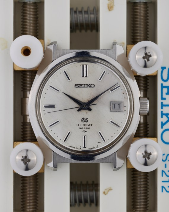 The Grand Seiko Guy5635