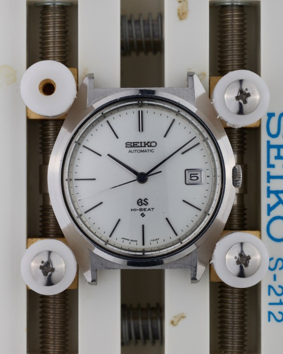 The Grand Seiko Guy5662