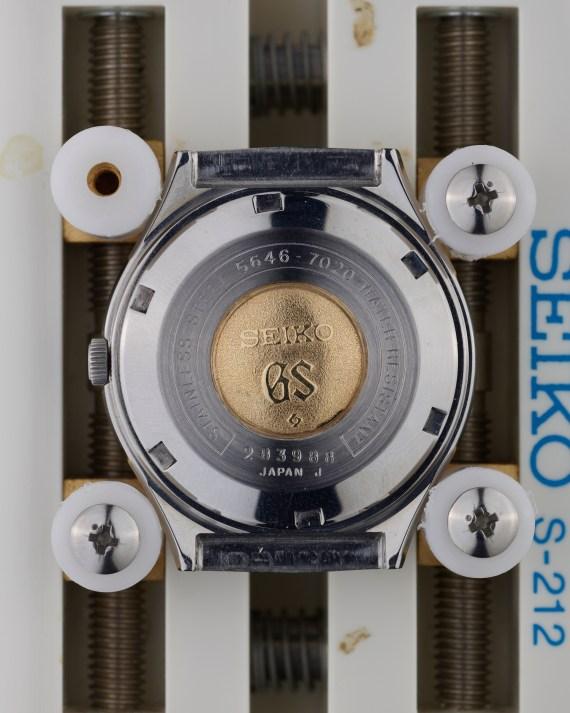 The Grand Seiko Guy5695