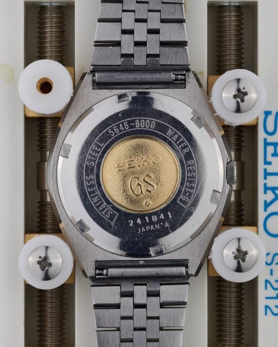 The Grand Seiko Guy5708