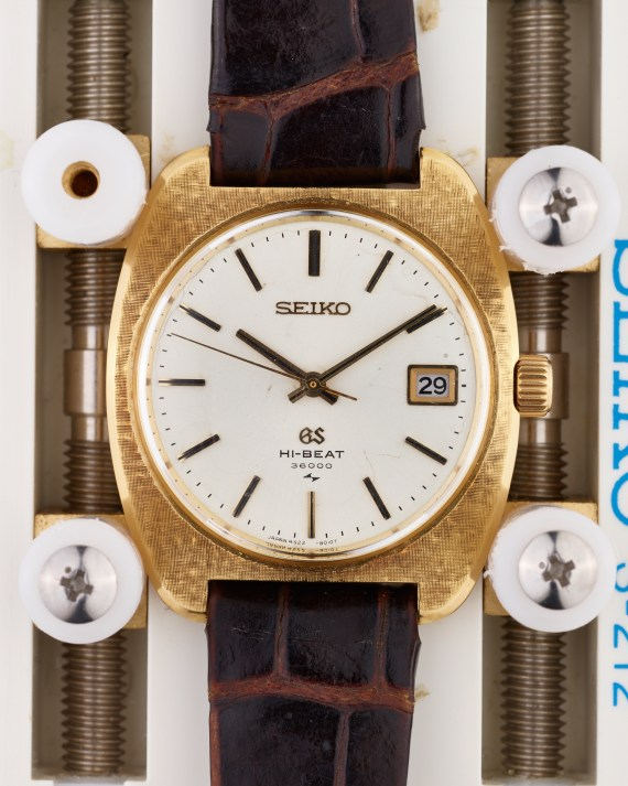 The Grand Seiko Guy6375
