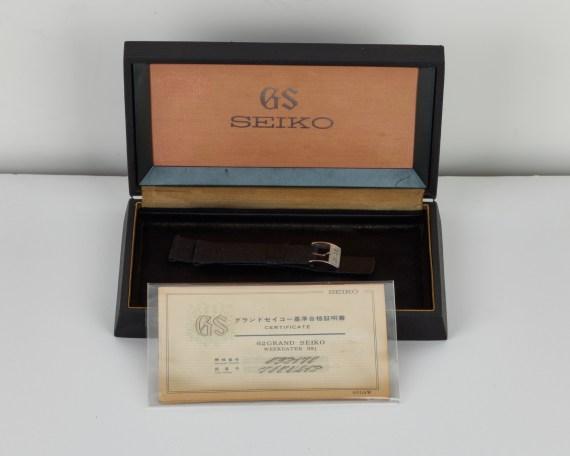 The Grand Seiko Guy6399