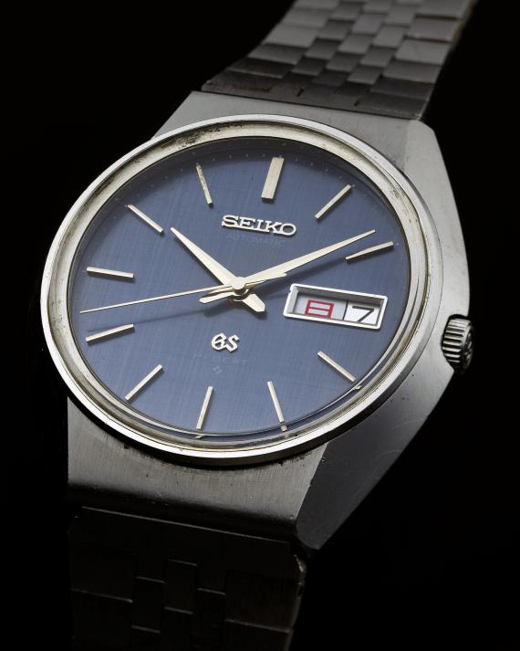 Grand Seiko 5686-8000 blue