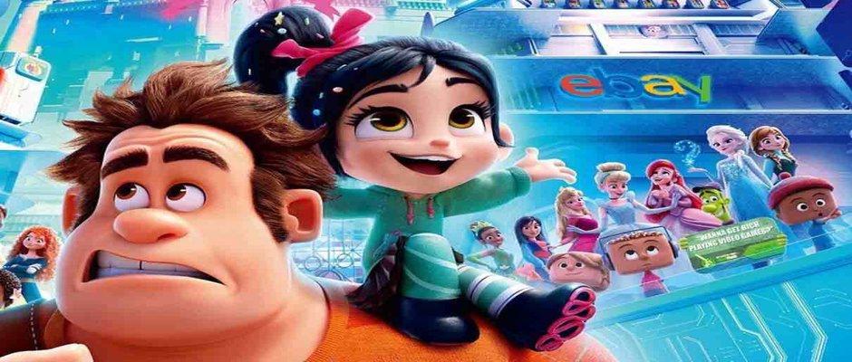 Movie Review Ralph Breaks The Internet 2018 The Grand Shuckett